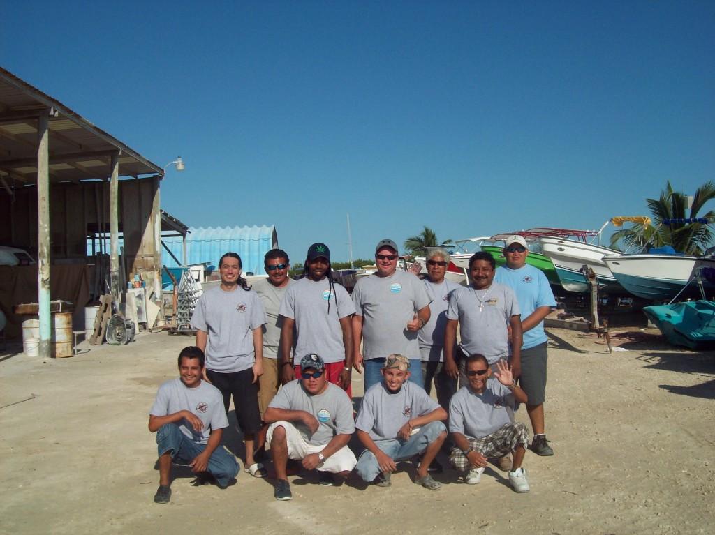Boatyard Staff