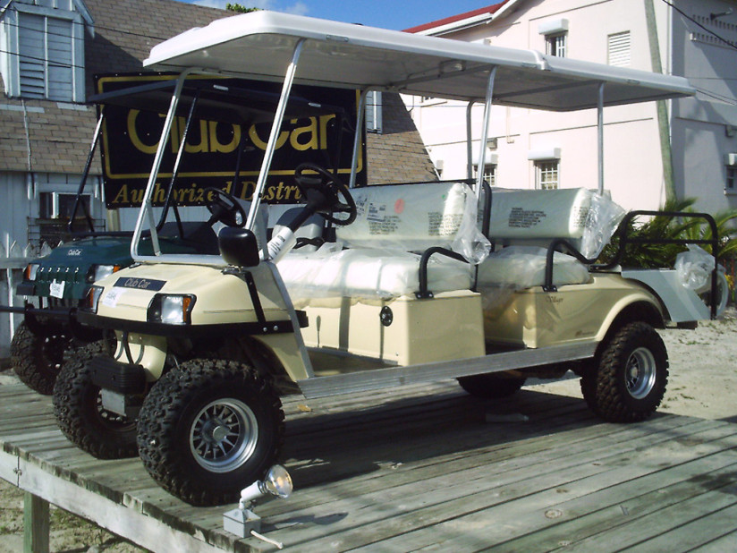 2007 fairplay golf Cart Manual on
